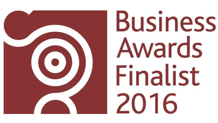 Finalist in the Armidale Chamber Business Awards 2016