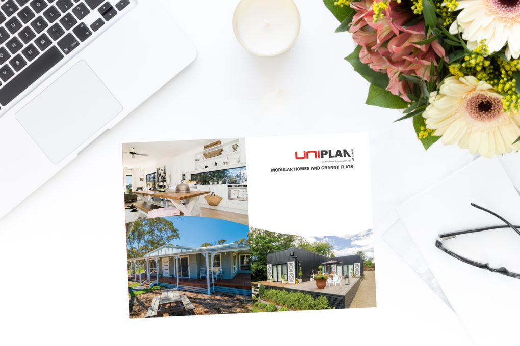 The new Uniplan brochure is here…