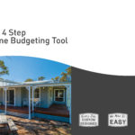The 4 Step Home Budgeting Tool